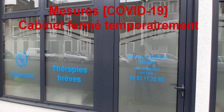 Institut d'Hypnose Coronavirus COVID-19
